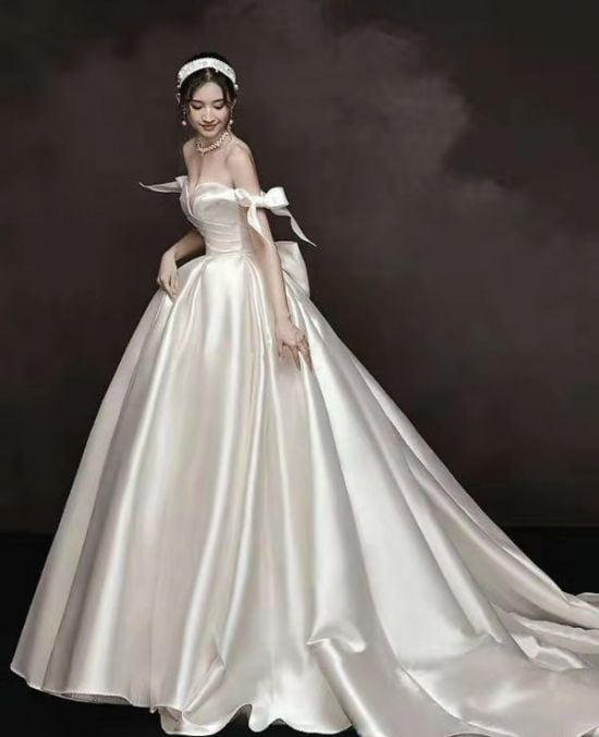Áo cưới cô dâu 23