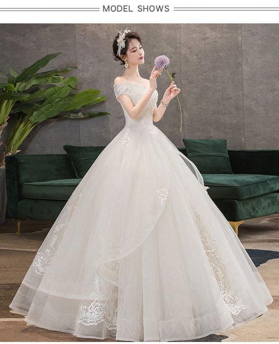 Áo cưới cô dâu 25