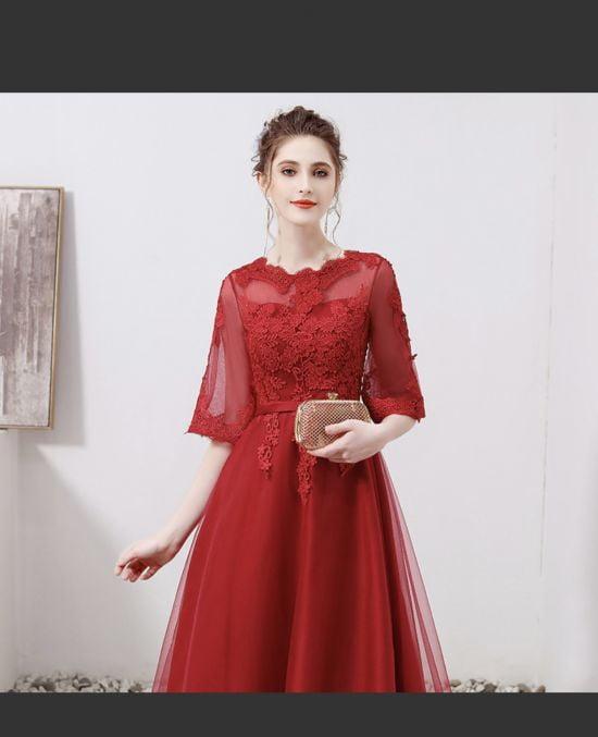 Áo cưới nhẹ nhàng ANN -162