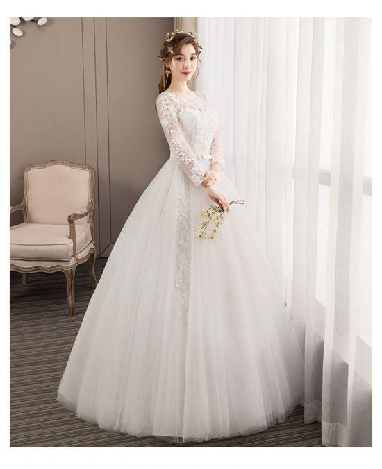 Áo cưới AC - 602