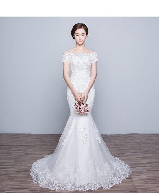 Áo cưới ĐC -608