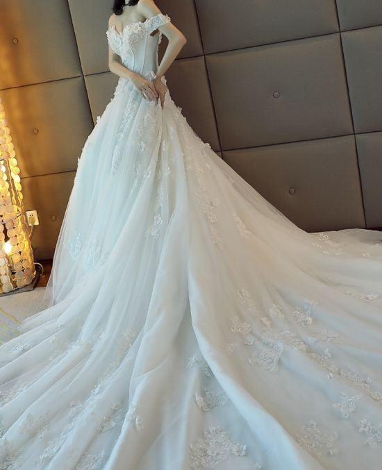 Áo cưới AC -378