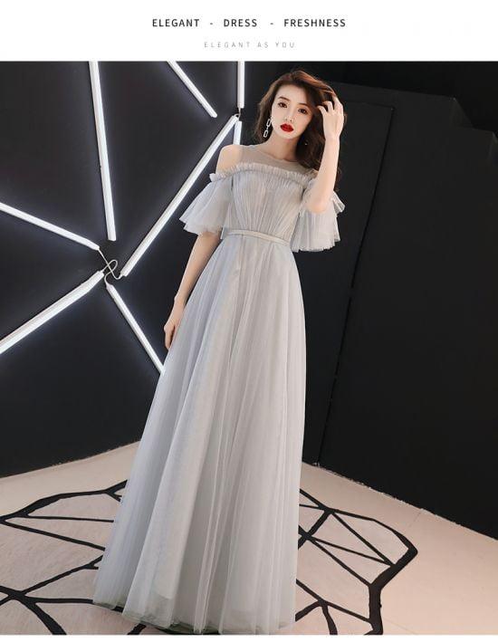 áo cưới nhẹ nhàng ANN -127