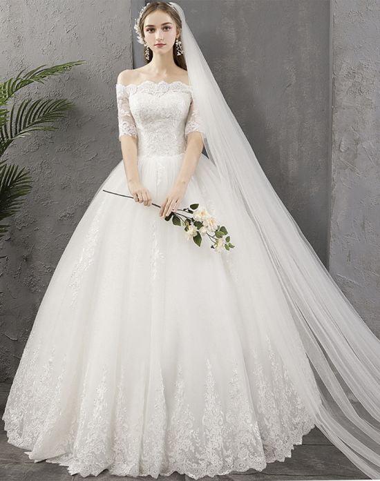 Áo cưới AC -134