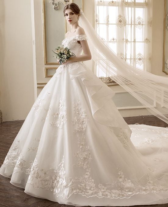 Áo cưới ADD -124