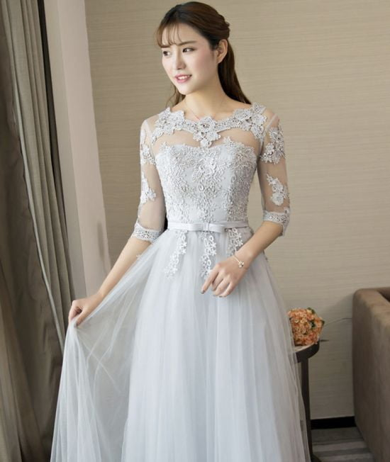 Những mẫu áo cưới theo phong cách cổ điển 2020