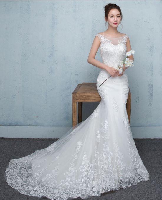 Áo cưới ĐC -703