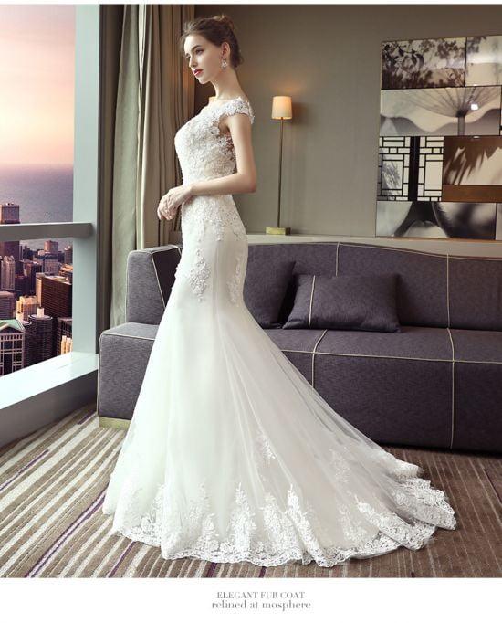 Áo cưới ĐC - 701