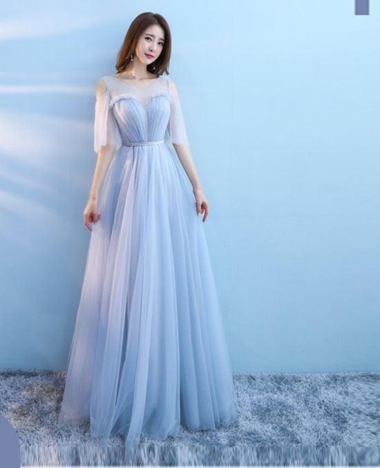 áo cưới nhẹ nhàng ANN -213