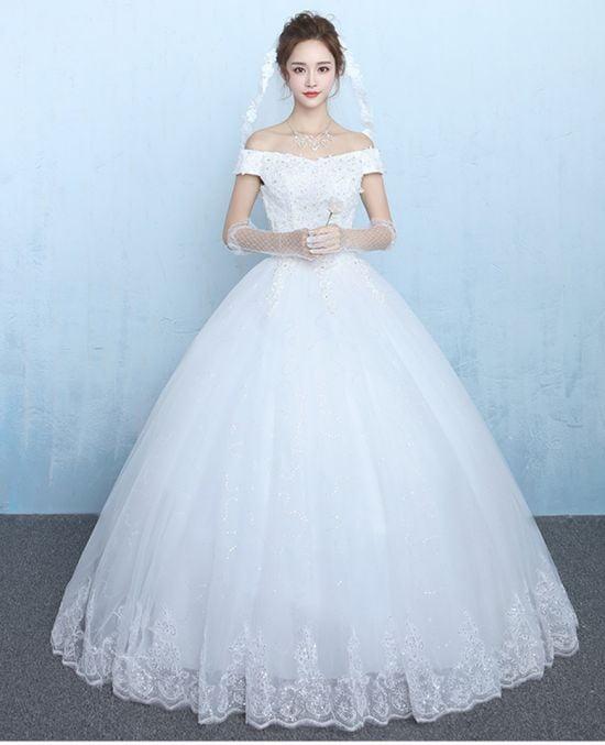 Áo cưới AC -467